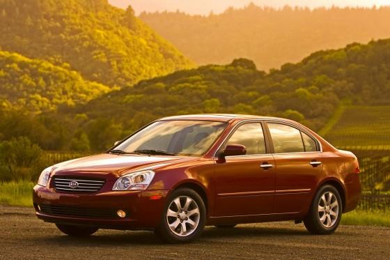Kia Recalling 70,000 Optima Sedans