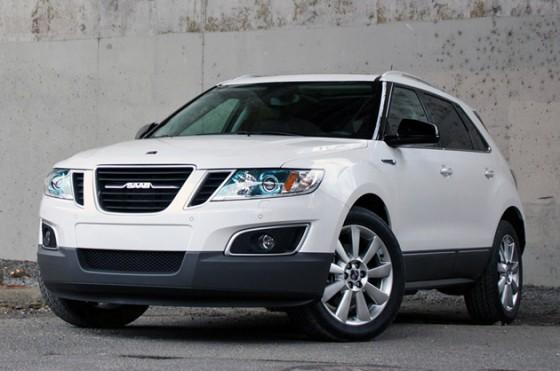 2012 Saab 9-4X