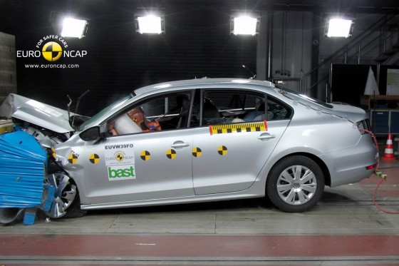 2012 Euro NCAP Crash Test Results