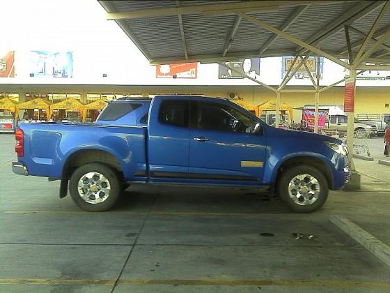 Chevrolet Colorado successor