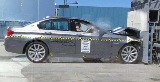 NHTSA announces list of 2012 models to be tested