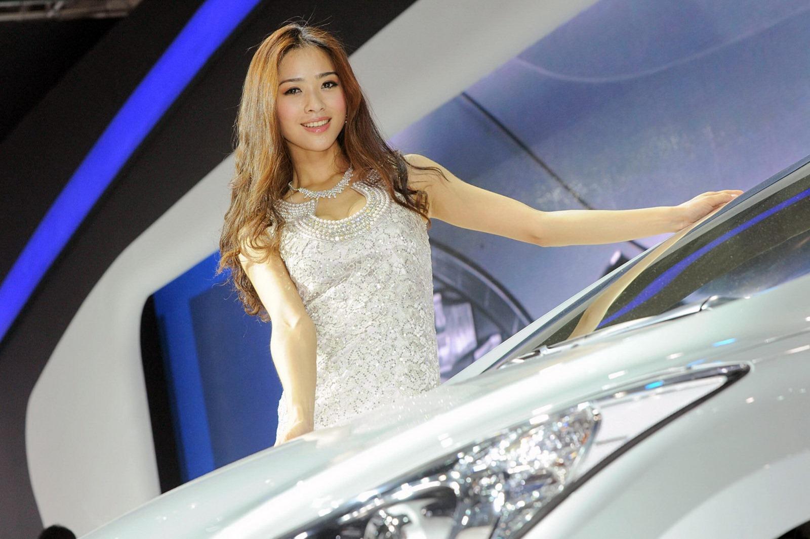 China show girl wangdan 9