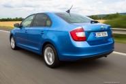 2013 Skoda Rapid Sedan