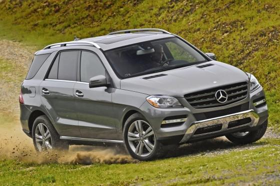 2013 Mercedes-Benz ML-Class