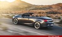 2013 Opel Cascada Convertible