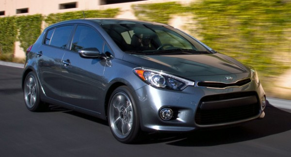 New 2014 Kia Forte Five-Door Hatchback