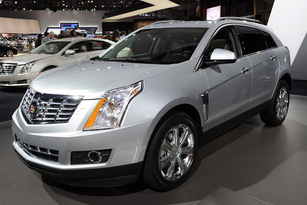 gm recalling 2013 buick lacrosse and cadillac srx carblog. Black Bedroom Furniture Sets. Home Design Ideas