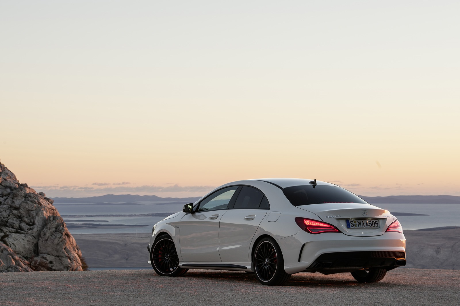 2014 Mercedes CLA 45 AMG Priced from $47,450