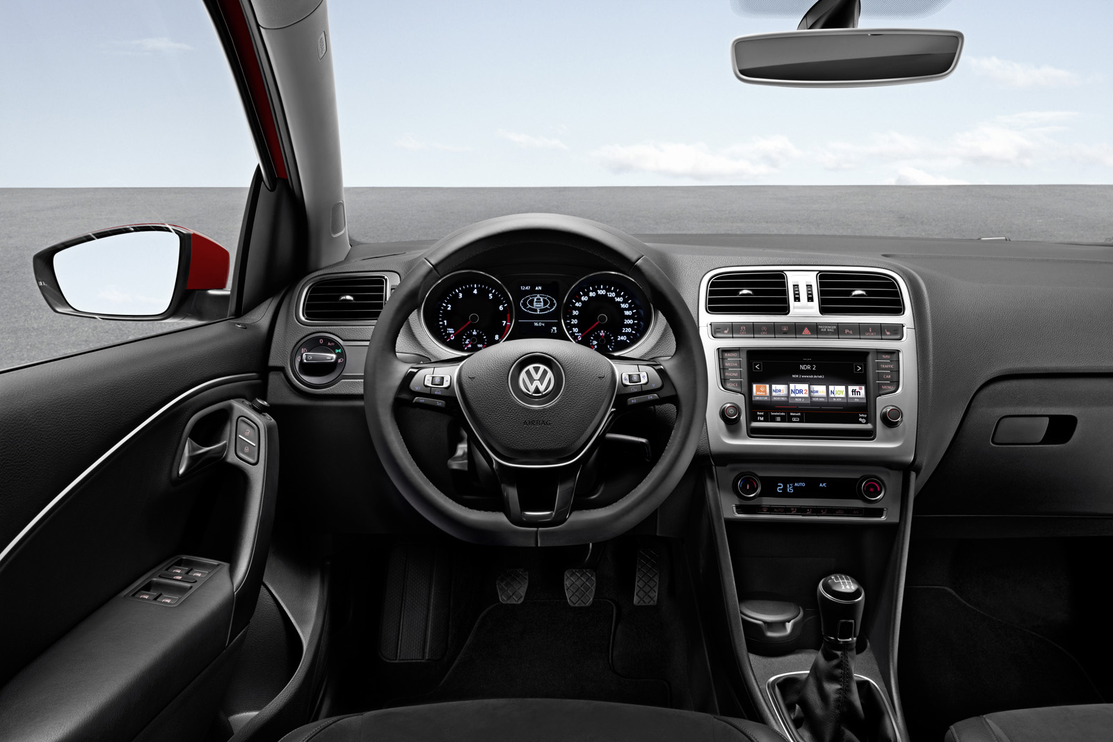 2014 vw polo facelift