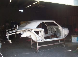 Muscle Car Restoration