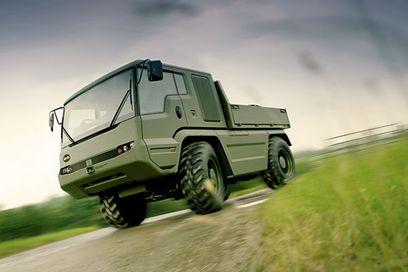 HMUV is Hummer-style off-roader