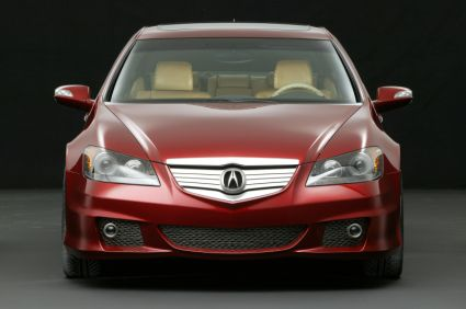Honda Acura on Honda Motor Will Sell Acura Cars In The Japan Starting In 2008 To
