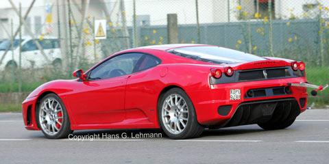 Ferrari F430 Challenge Stradale