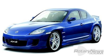 Mazdaspeed Concept RX-8