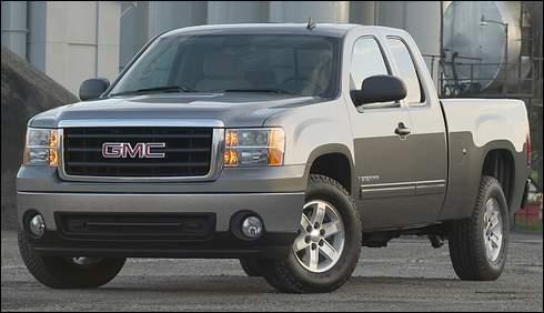 2007 GMC Sierra