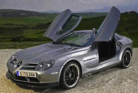 2007 Mercedes SLR McLaren 722 Edition
