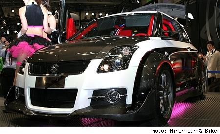 Suzuki Swift X Concept